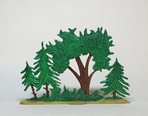 Large Bush with Fern - Glorious Empires-Historical Miniatures