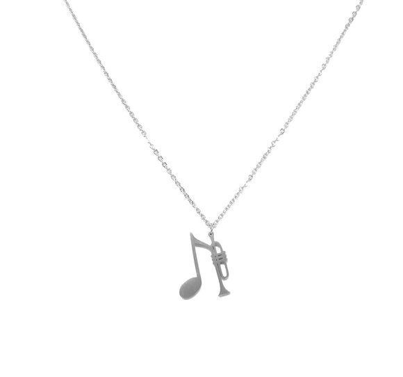Trumpet Necklace ITWBG
