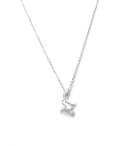Kevin N Anna Mini Z Initial Necklace
