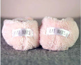 Faceplant Dreams | Cat Naps Women's Footsie Slippers | FBA