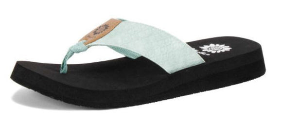 Yellow Box | FAYLOT Textured EVA Flip Flops