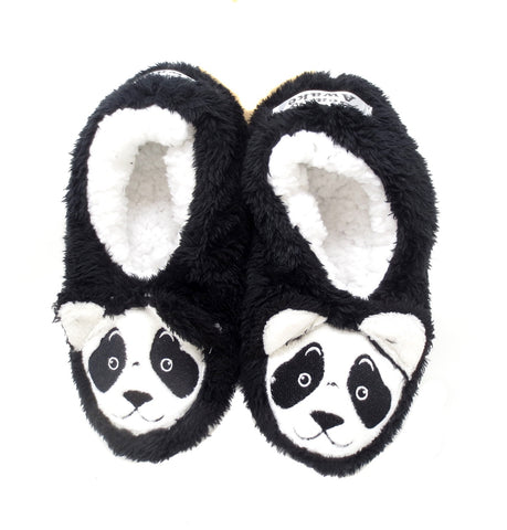 Panda Footsie Slippers by Faceplant Dreams