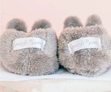 Faceplant Dreams | Snuggle Bunny Women's Slipper Footsies