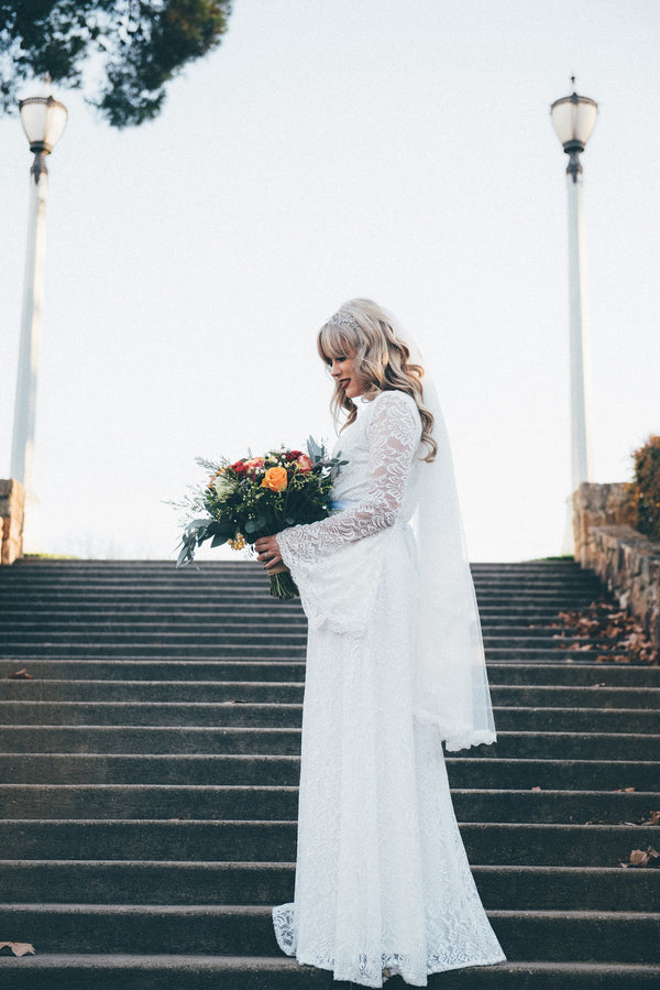 Wedding Trends: How To Rock A Statement Sleeve