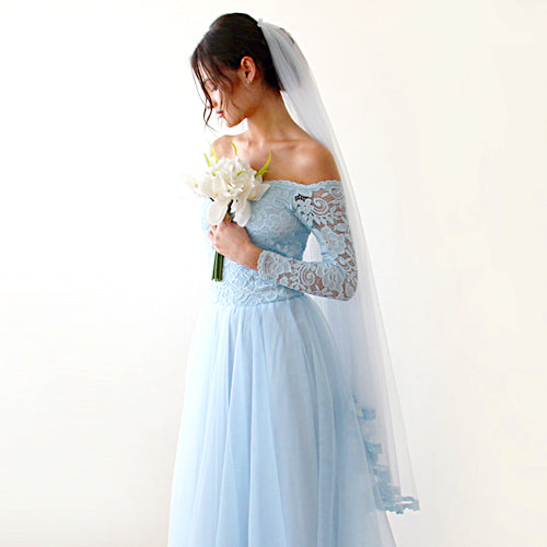 10 Ways to Incorporate Blue Into Your Wedding Day Look