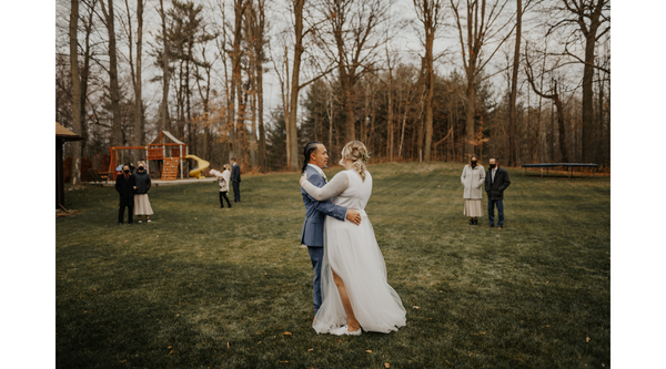 Elise and Nata's Simply Elegant Micro Wedding