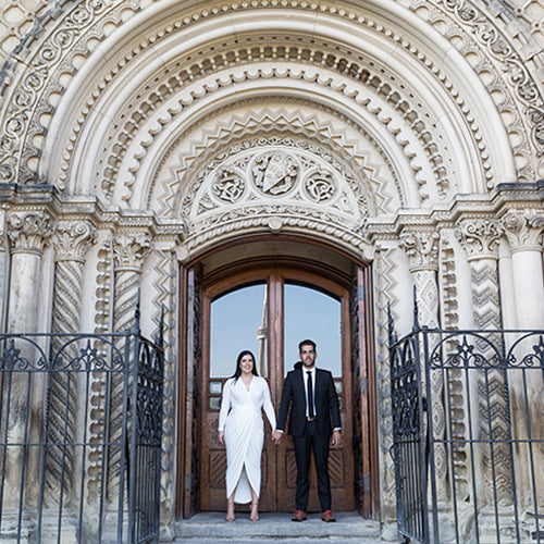 Wedding Themes: What To Wear To A Casual or City Hall Wedding