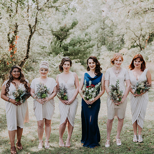 Bridesmaids Dress Trends; summer 2018 Edition