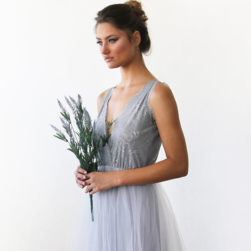 The New 'It' Color: Gray Wedding Inspirations