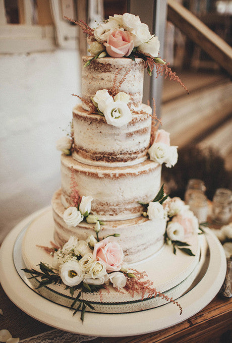 The Wedding Cake Guide