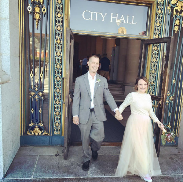Wedding Themes What To Wear To A Casual Or City Hall Wedding