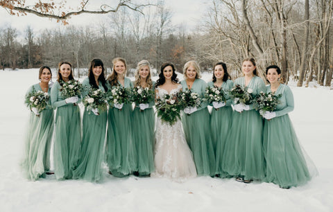 Why What Color Your Bridesmaid...