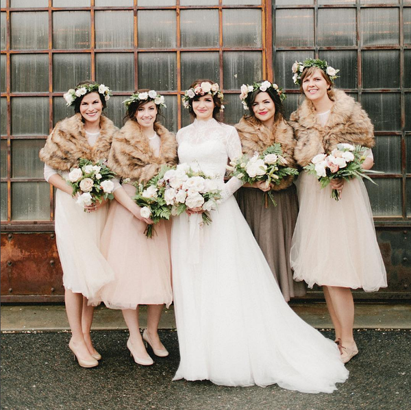 How to Style Your Winter or Holiday Wedding Guest Ensemble
