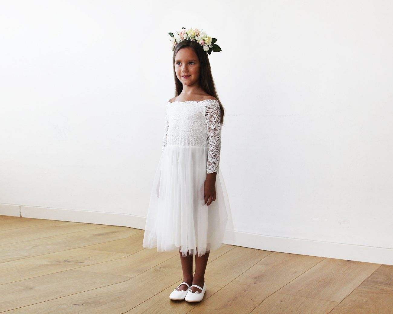 Flower Girl Dresses for winter