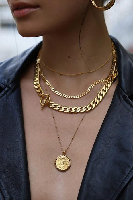 Styling marathon - Day 2 | Necklaces