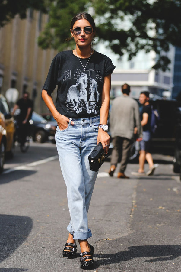 Styling marathon day 5 - The boyfriend jeans