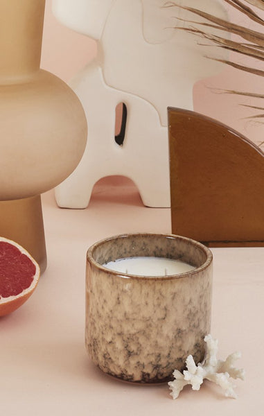 CERAMIC SCENTED CANDLE CASA FRUITS - HOME STYLING ZONDAG 24 JANUARI