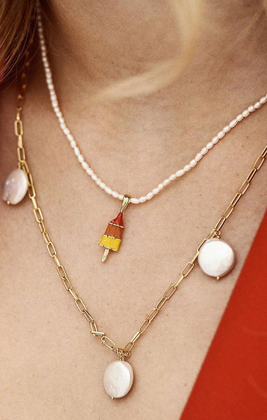 oorbellen met parels, gold necklace, goude ketting, grote parels, necklaceparty