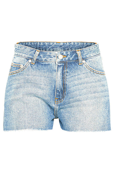 JENN SHORTS SUPERLIGHT INDIGO BLUE
