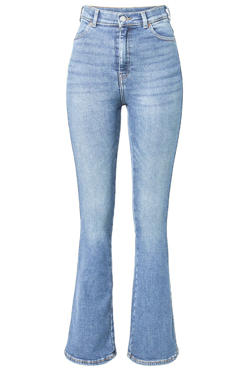 MOXY FLARE JEANS EASTCOAST BLUE