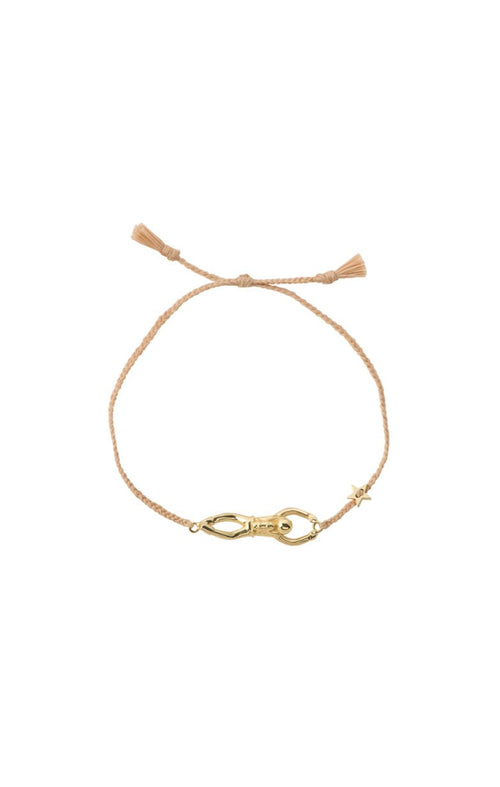 HEAVENLY BODY THREAD BRACELET BY ANNA NINA