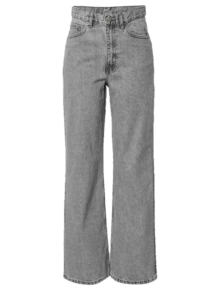 echo, washed grey, straight jeans, drdenim