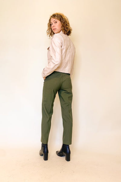 LENA CROPPED PANTS