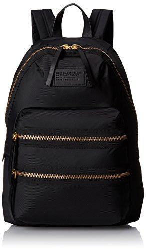 Marc by Marc Jacobs Domo Arigato Packrat Backpack, Black, One Size