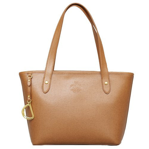 Ralph Lauren Sloan Street Shopper in Lauren Tan