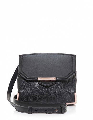 Alexander Wang Marion Pebble Shoulder Bag One Size Black