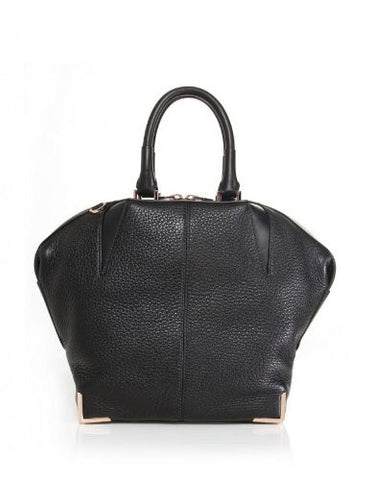 Alexander Wang Small Emile Tote Bag One Size Black