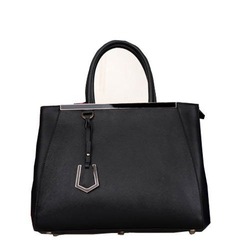 100% leather Glamour Designer Inspired Shopper Hobo leather cross pattern grain Tote Bag Purse Satchel Shoulder Strap for women-Black