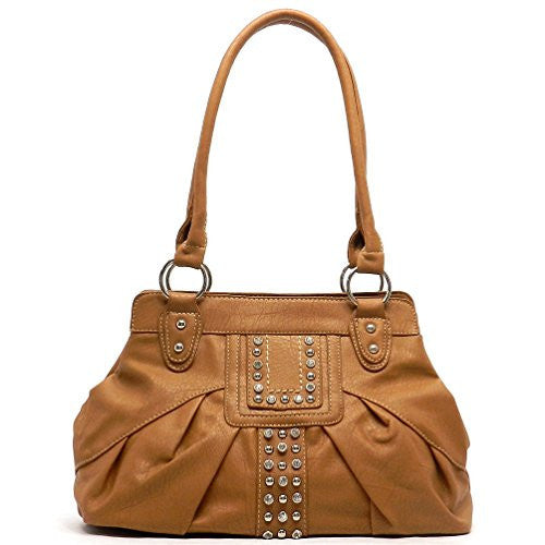 Rodeo No. 174 London Oversize Shoulder Bag (Espresso)