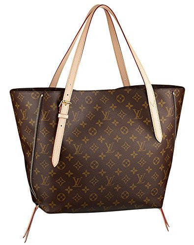 Louis Vuitton Voltaire Monogram Canvas Handbag Shoulder Bag Tote Purse