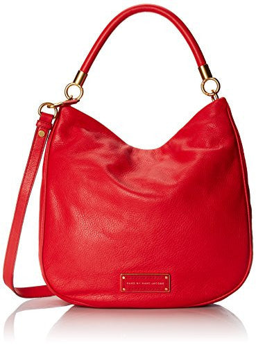 Marc by Marc Jacobs Too Hot To Handle Hobo, Cambridge Red, One Size