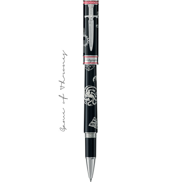 Montegrappa - Penna Roller Game of Thrones - Westeros ISGOTRWE
