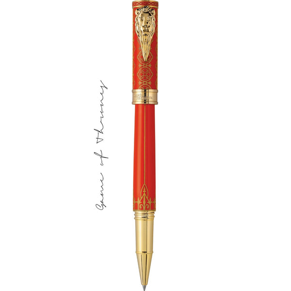 Montegrappa - Penna Roller Game of Thrones - Lannister ISGOTRLN