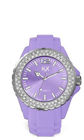 H2X - Reef Lady (Orologio con brillanti, 8 colori disponibili)