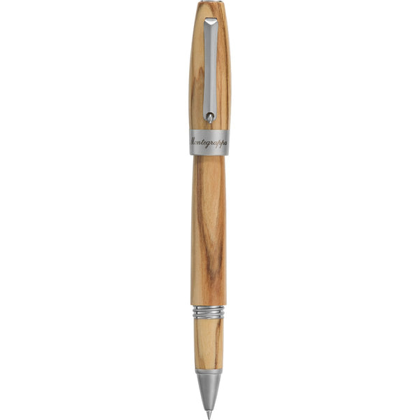 Montegrappa - Penna Roller Heartwood Ulivo ISFOWRIO