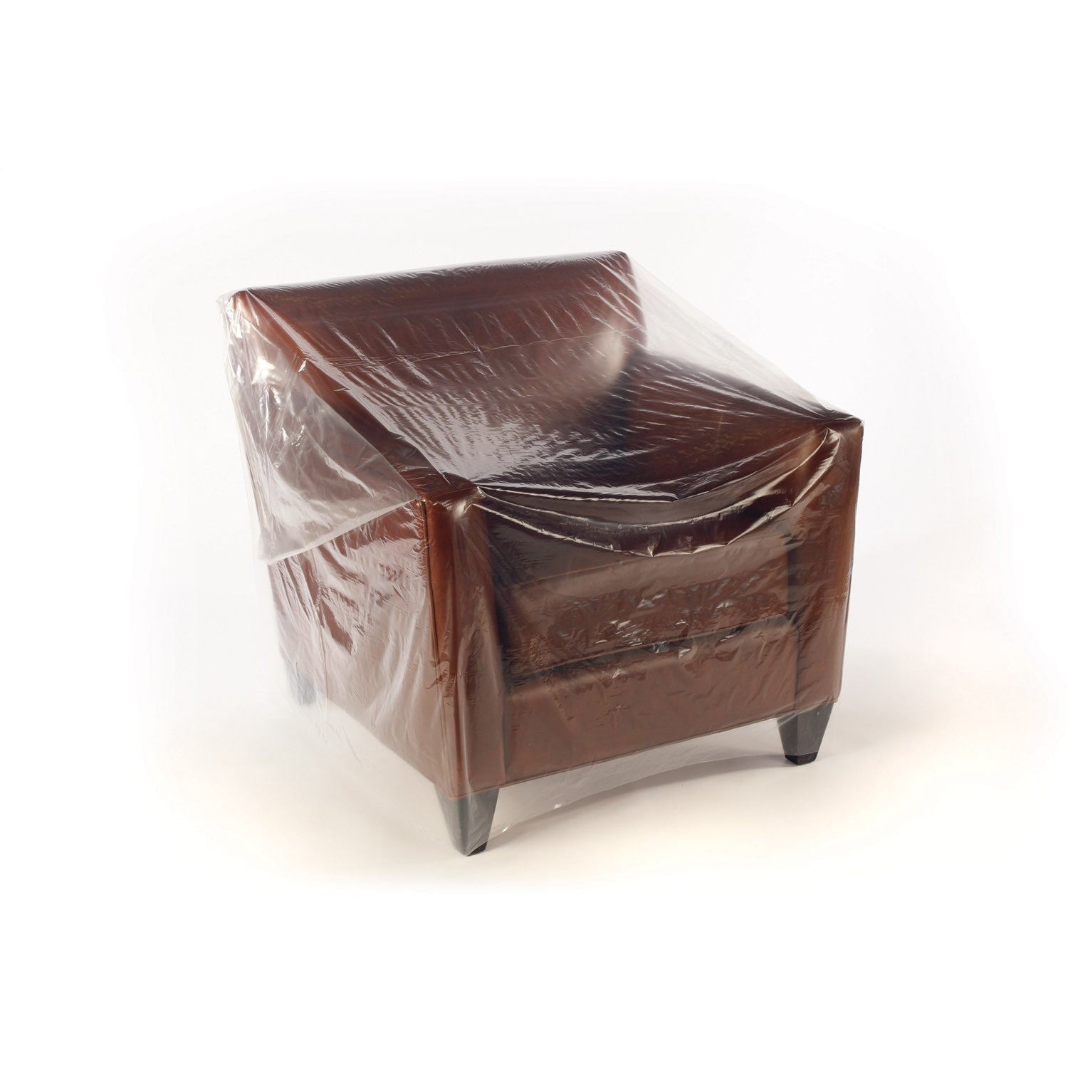50 In. X 45 In. X 1 Mil Clear Eco Manufactured...