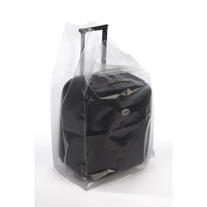Clear Plastic Eco Manufactured Side-Gusseted Bags