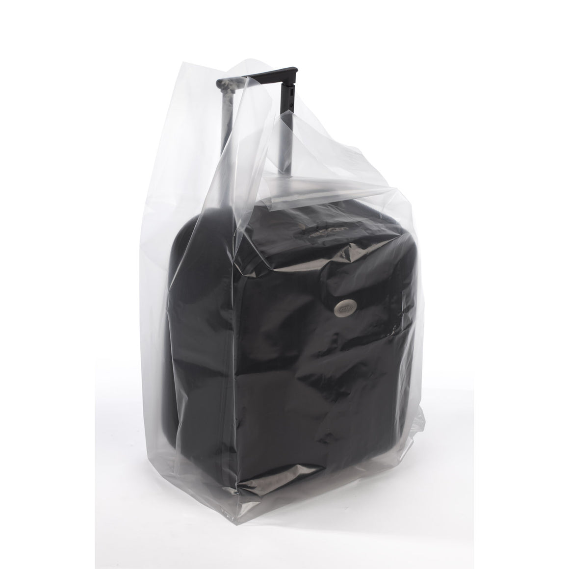 Clear Eco-Manufactured Plastic Side-Gusseted Bags