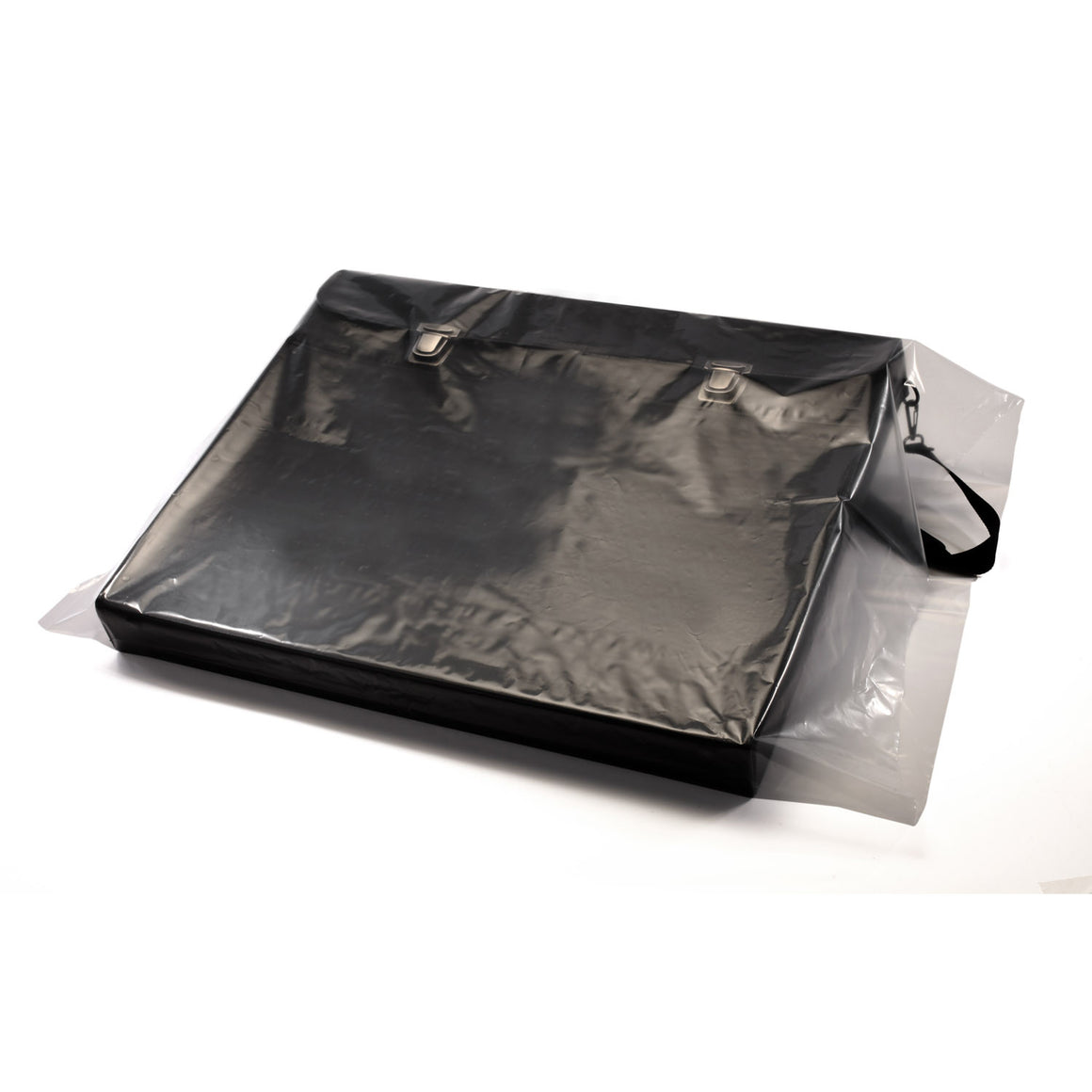 Clear Plastic Eco Manufactured Layflat Bags
