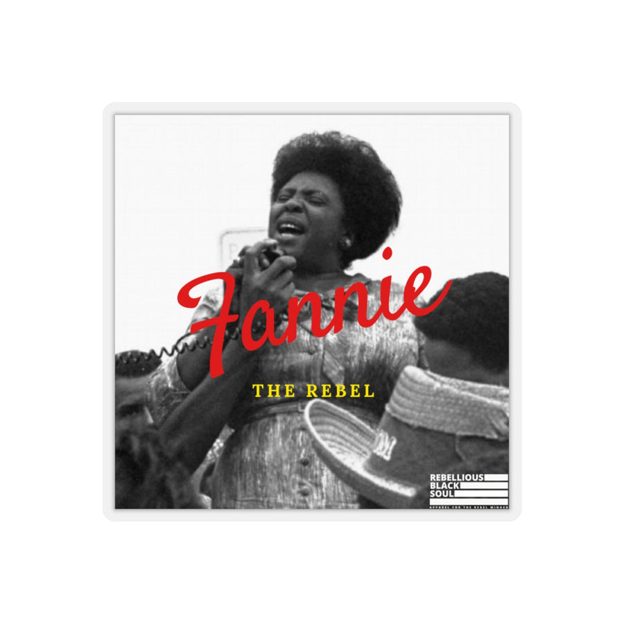 Mama Fannie Sticker