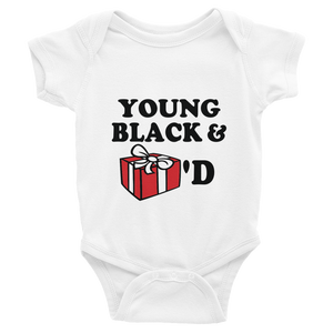 Young, Black, & Gifted Infant Bodysuit