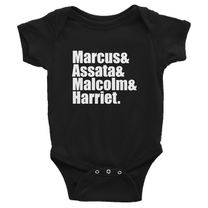 Black History 365 Infant Bodysuit