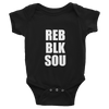 The Rebel Infant Bodysuit