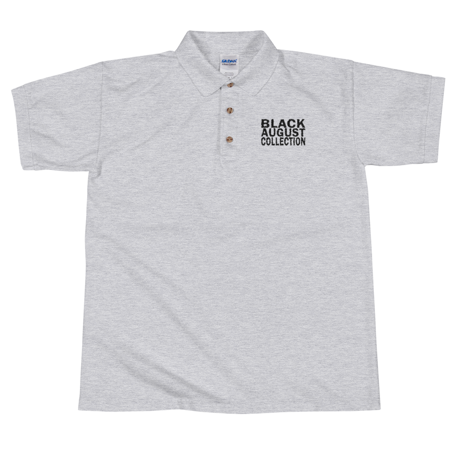 Black August Polo