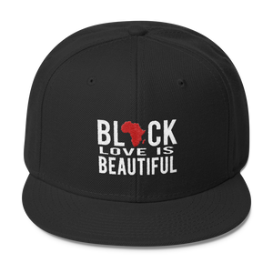 Black Love Hat
