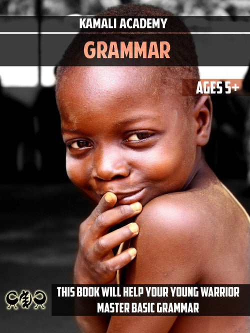 Early Grades Grammar Workbook (E-Book)